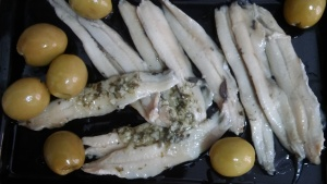 RECIPE MARINATED ANCHOVY