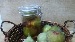 FIGS Syrup RECIPE